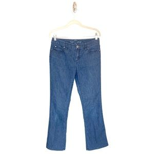The Limited 312 Flare Leg Jeans Size 6